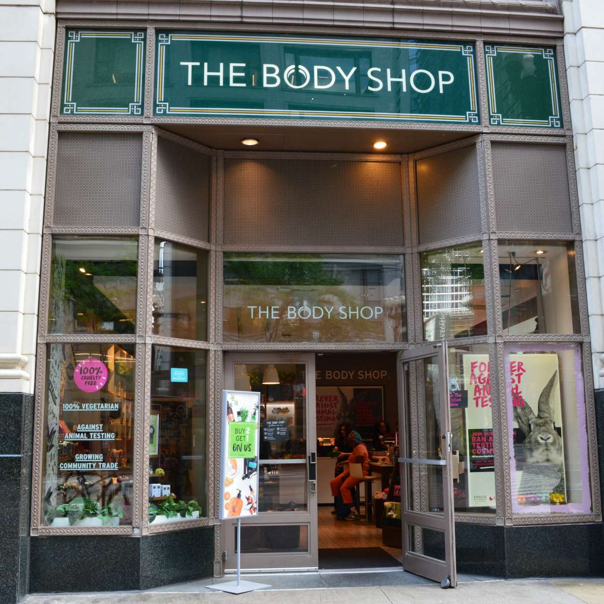 Thw Shop