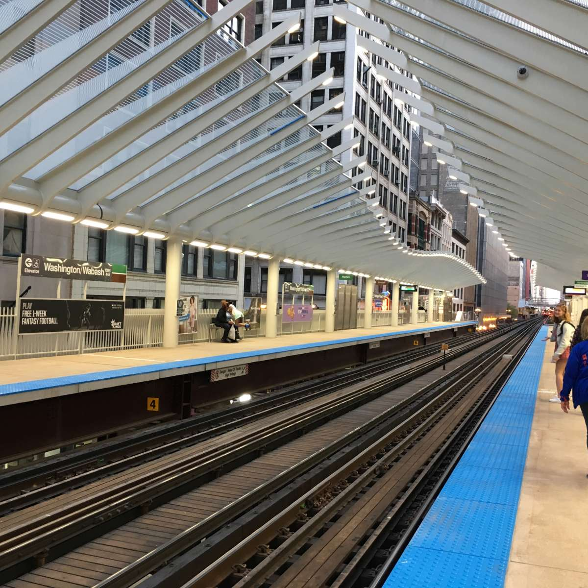 Washington and Wabash Station Turns 1: How the Street is Transforming