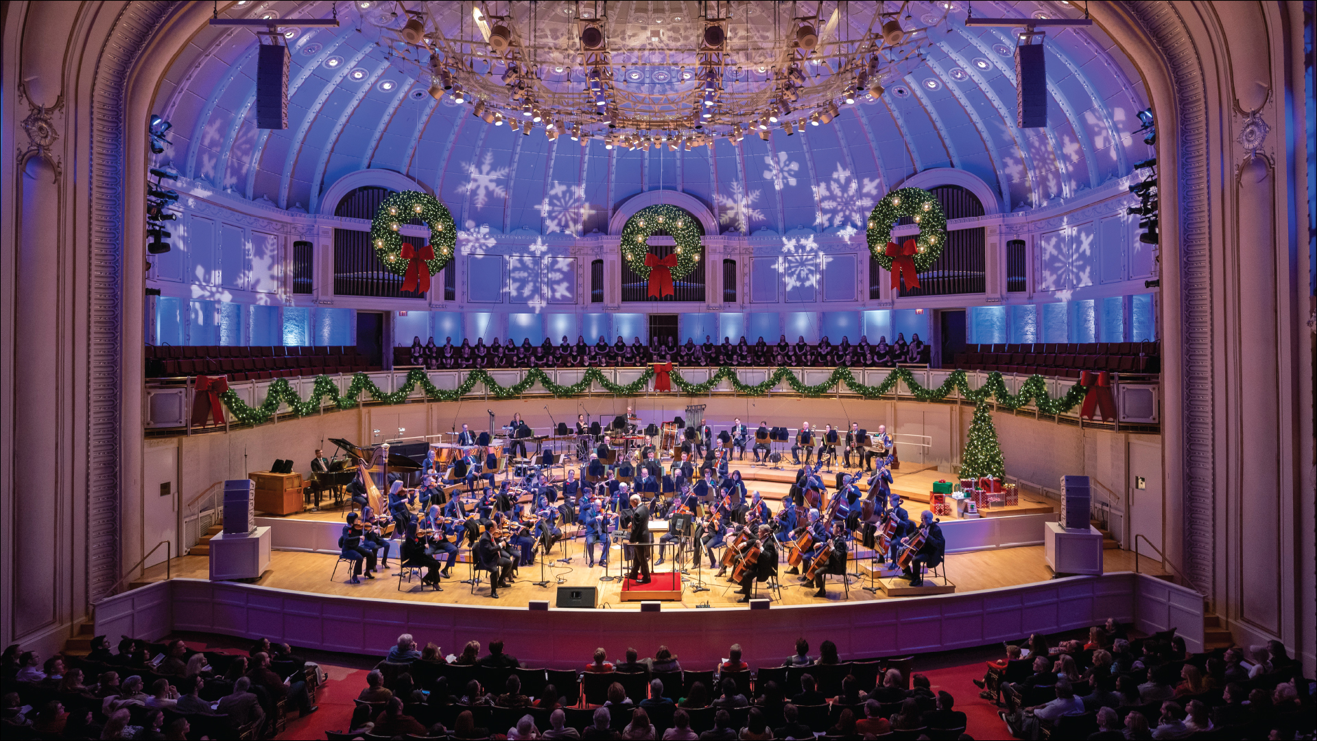 Merry Merry Chicago at Symphony Center 1